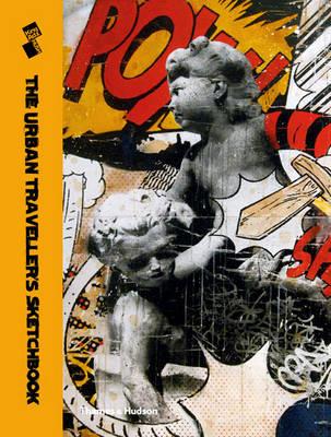 Urban Travellers Sketchbook by King Adz