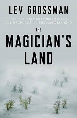 Magician's Land book