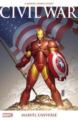 Civil War: Marvel Universe (new Printing) by Paul Jenkins