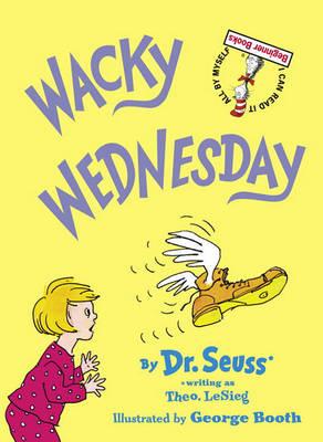 Wacky Wednesday by Theo LeSieg