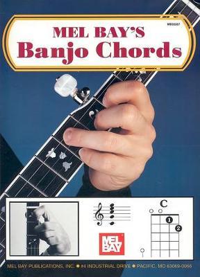 Banjo Chords by Mel Bay