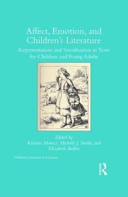 Affect, Emotion, and Children's Literature book