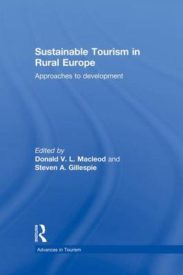Sustainable Tourism in Rural Europe by Donald Macleod