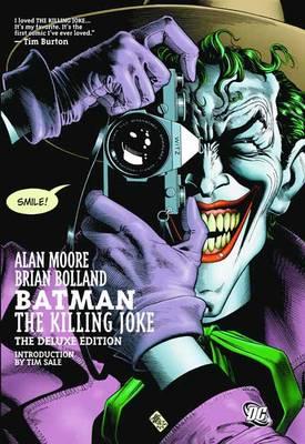 Batman The Killing Joke Special Ed HC by Brian Bolland