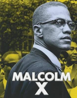 Malcolm X by Gail Fay