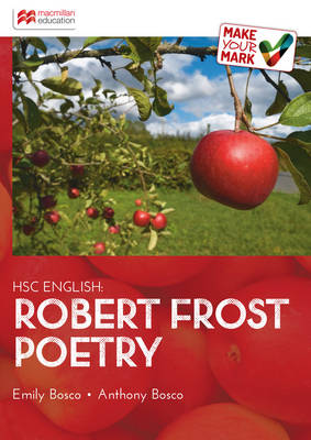 Robert Frost Poetry - Study Guide by Emily Bosco
