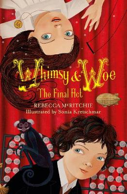 Whimsy and Woe by Rebecca McRitchie