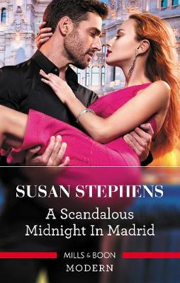 A Scandalous Midnight in Madrid book