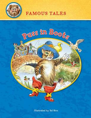 Puss in Boots by Val Biro