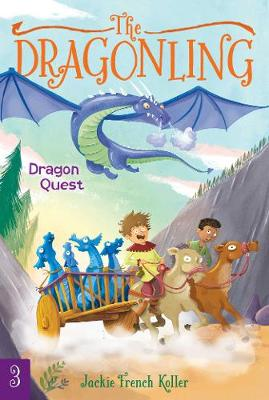 Dragon Quest by Jackie French Koller