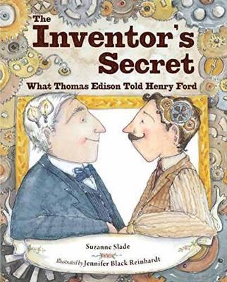Inventor's Secret by SUZANNE SLADE