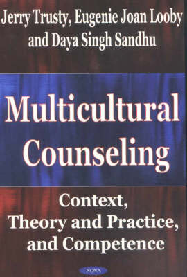 Multicultural Counseling by Jerry Trusty