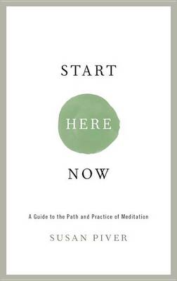 Start Here Now book
