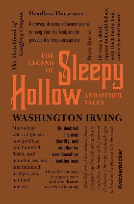 Legend of Sleepy Hollow and Other Tales by Washington Irving