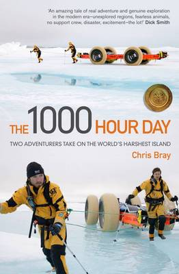 The 1000 Hour Day book