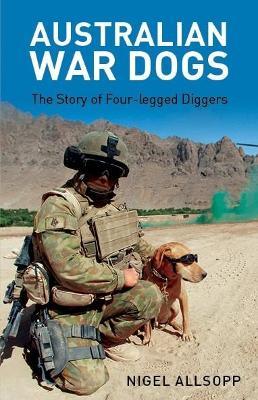 Australian War Dogs book