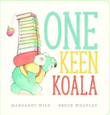 ONE KEEN KOALA BRD BOOK by Margaret Wild