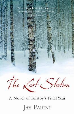Last Station book