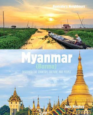 Myanmar (Burma) (PB) by Jane Hinchey