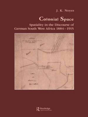 Colonial Space by J.K. Noyes
