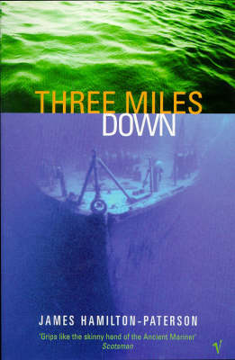 Three Miles Down by James Hamilton-Paterson