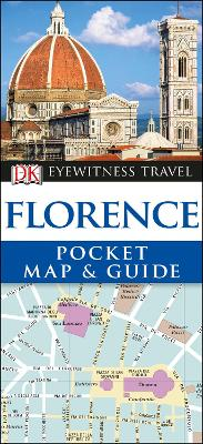 Florence Pocket Map and Guide by DK Travel