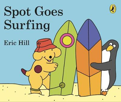 Spot Goes Surfing book