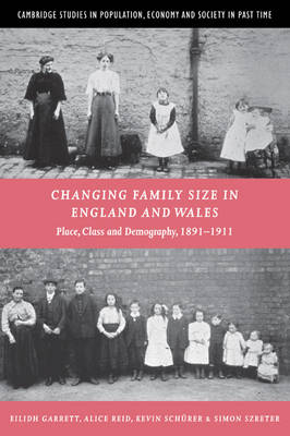 Changing Family Size in England and Wales book