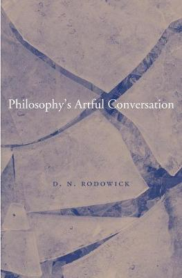 Philosophy's Artful Conversation book