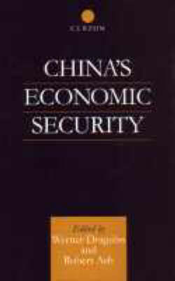 China's Economic Security by Werner Draguhn