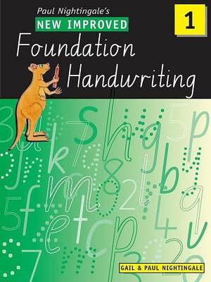 New Improved Foundation Handwriting NSW Year 1 book