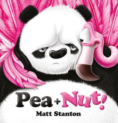 Pea and Nut! (Pea and Nut, #1) by Matt Stanton