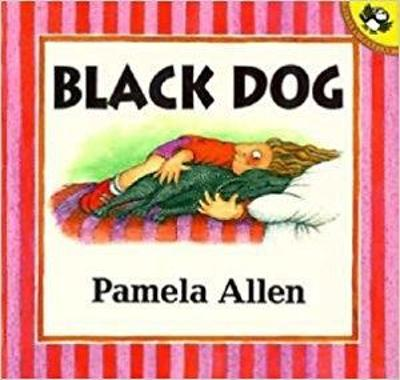 Black Dog: English and Hindi by Pamela Allen