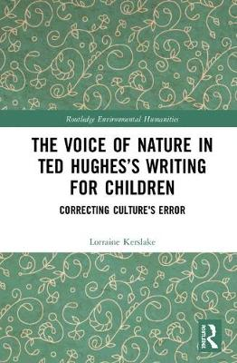 Voice of Nature in Ted Hughes's Writing for Children book