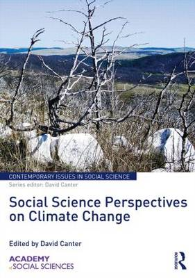 Social Science Perspectives on Climate Change by David Canter