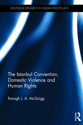 Istanbul Convention, Domestic Violence and Human Rights book