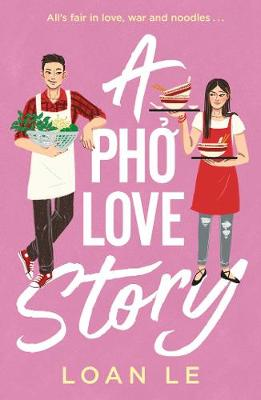 A Pho Love Story book