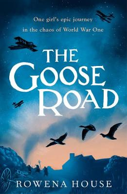 Goose Road book