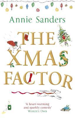 Xmas Factor by Annie Sanders