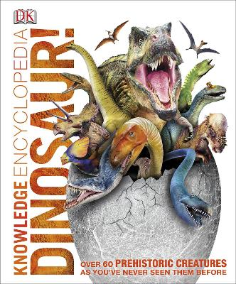 Knowledge Encyclopedia Dinosaur! by DK