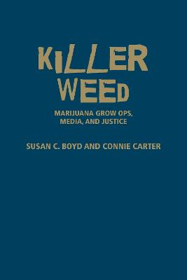 Killer Weed by Connie Carter