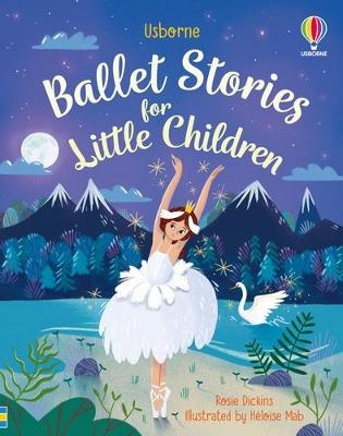 Ballet Stories for Little Children book