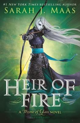 Heir of Fire by Sarah J Maas