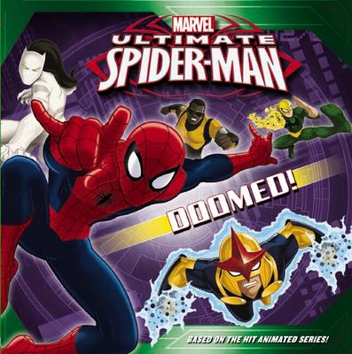 Ultimate Spiderman Doomed by Nachie Castro