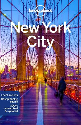 Lonely Planet New York City book