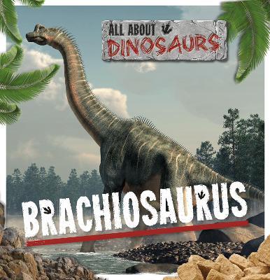 Brachiosaurus by Mignonne Gunasekara