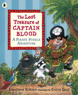 Lost Treasure Of Captain Blood by Stroud Jonathan