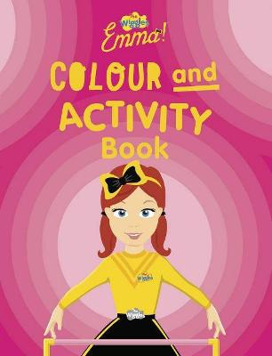 Emma!: Colour and Activity book