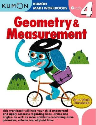 Grade 4 Geometry and Measurement by Kumon