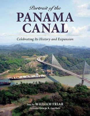 Portrait of the Panama Canal by William Friar